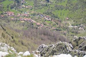 View from Prato Fiorito